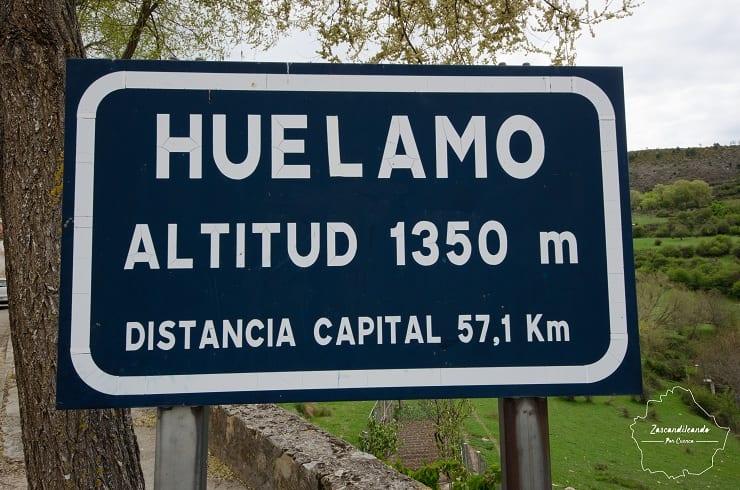 Cartel de Huélamo, Cuenca