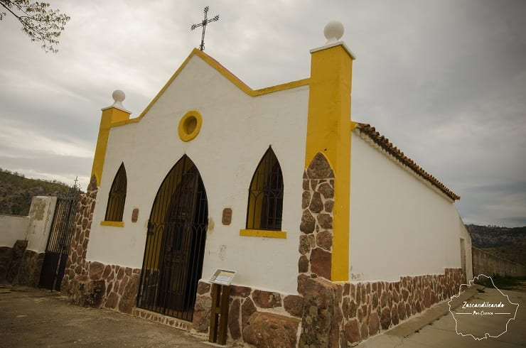Ermita de Nuestra Sra. del Pilar, Huélamo