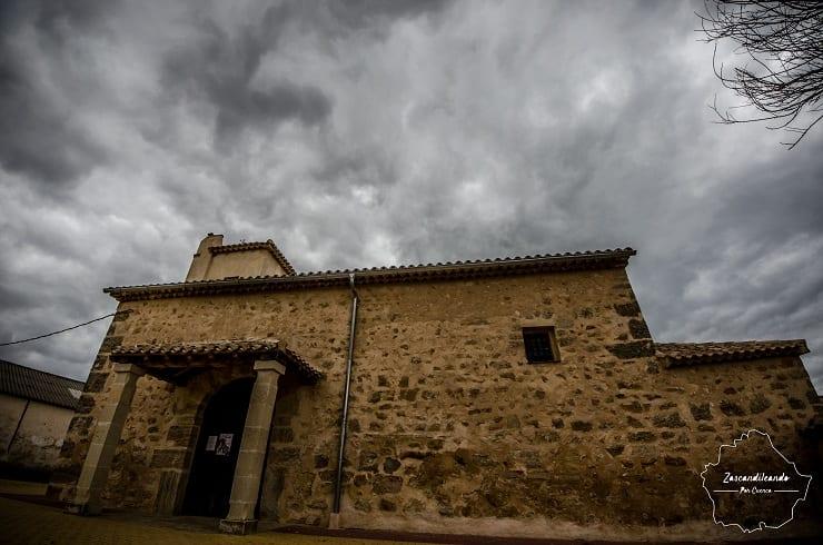 Parroquia del Santísimo Cristo de la Salud en Nohales, Cuenca