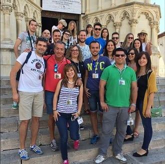 Foto de grupo de Instagramers Castilla-La Mancha