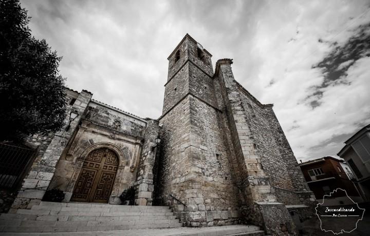 Iglesia parroquial de la Invención de la Santa Cruz