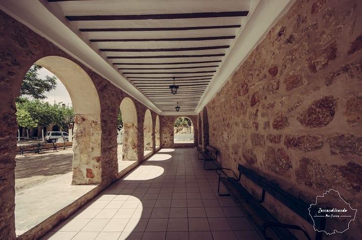 Ermita de Nuestra Señora del Valle y San Agustín