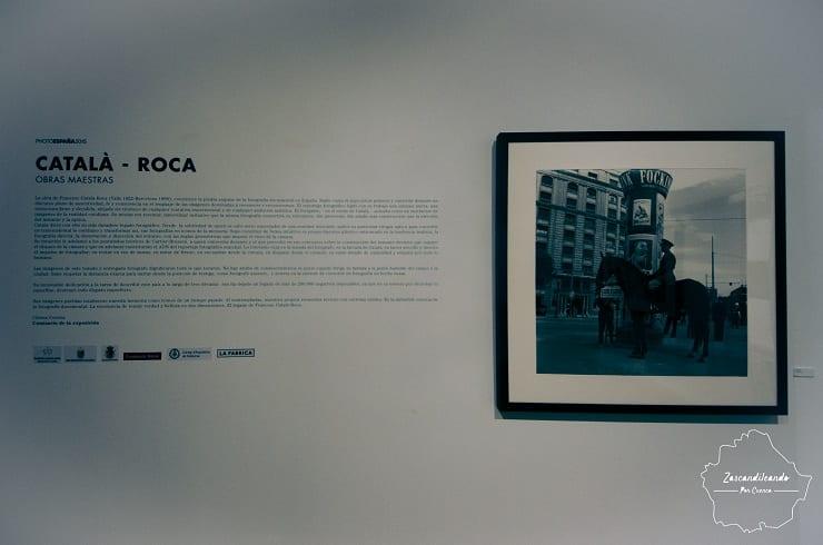 Presentación de PhotoEspaña 2015 en Huete