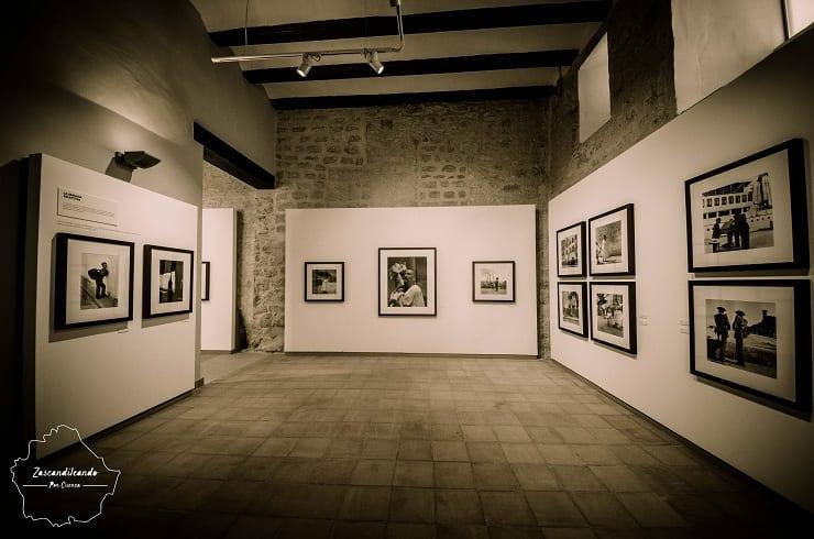 Fotos de la exposición de PhotoEspaña 2015 en Huete