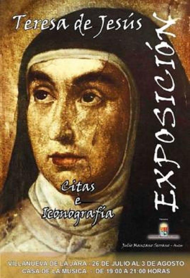 Exposicion_Santa_Teresa_Jesus_Villanueva_Jara