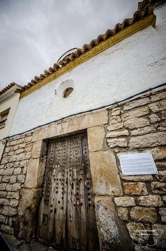 Hospital de Pobres, en Moa del Cuervo