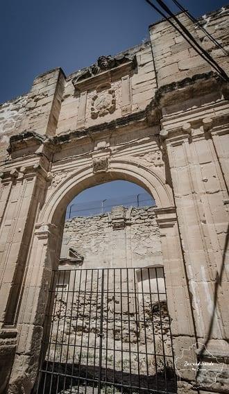 Monasterio del Padre Eterno, en Bonilla