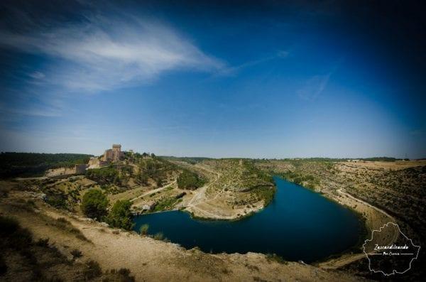 Alarcón, uno de los pueblos preferidos de Paula Crespo