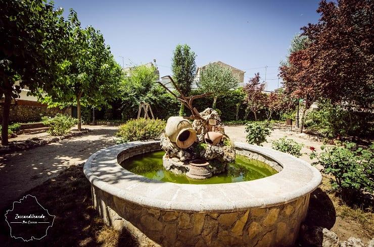 Parque de las Escuelas de Bonilla