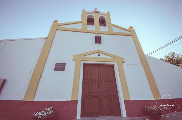 Ermita de San Gil, en Huete.