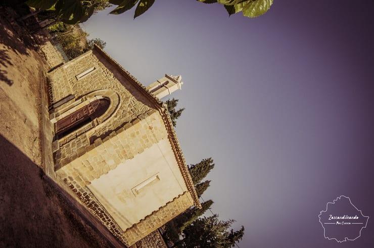Ermita de San Sebastián en Huete