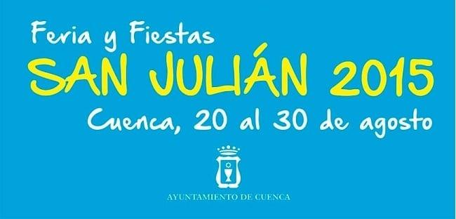 Fiestas de San Julián 2015