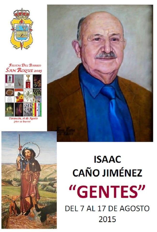 Exposición de Isaac Caño Jiménez
