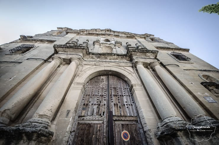 Monasterio de Santo Domingo de Huete