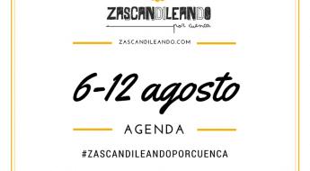 Agenda del 6 al 12 de agosto en Cuenca