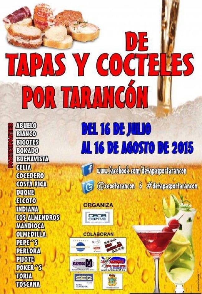 De Tapas y Cocteles por Tarancón