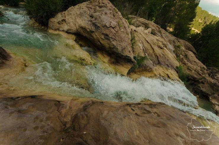 Claridad agua Las Chorreras