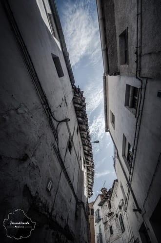 Calles de Villar del Humo