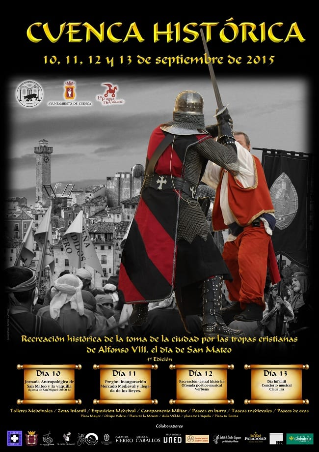 Cuenca Histórica 2015