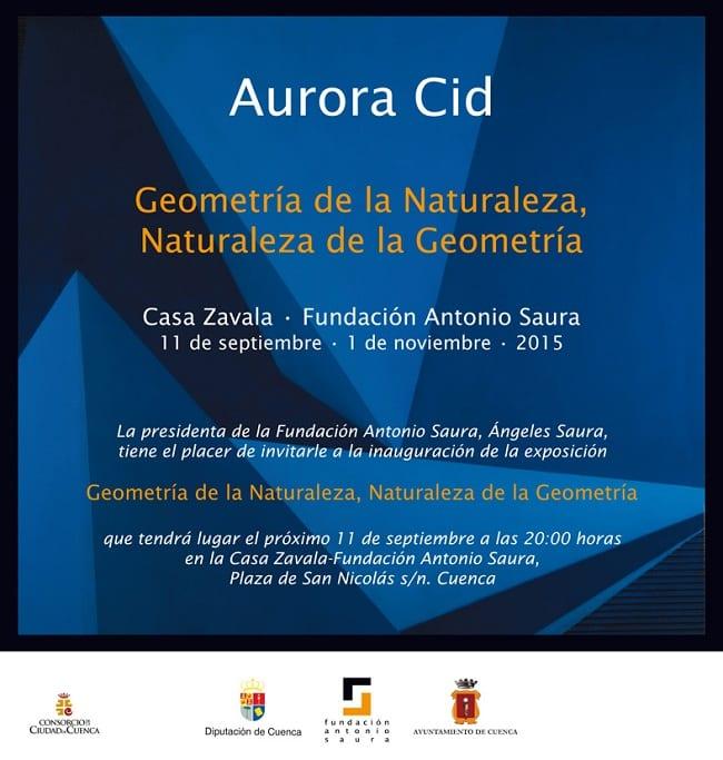 Geometría de la Naturaleza, en Cuenca