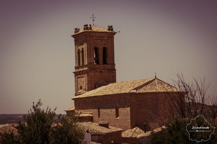 Uno de los templos más impresionantes de toda la provincia de Cuenca