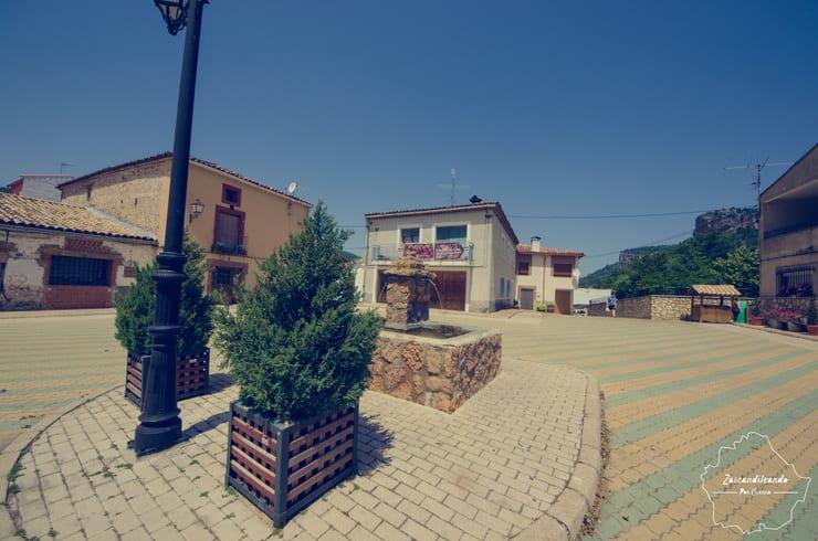 Plaza de la Constitución de Uña
