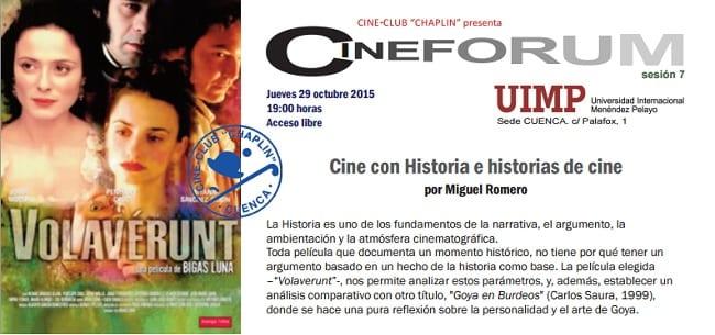 Cine con Historias e historias de Cine