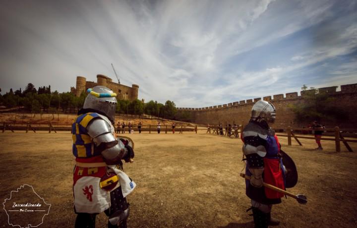 Combate_Medieval_Castillo_Belmonte_Cuenca