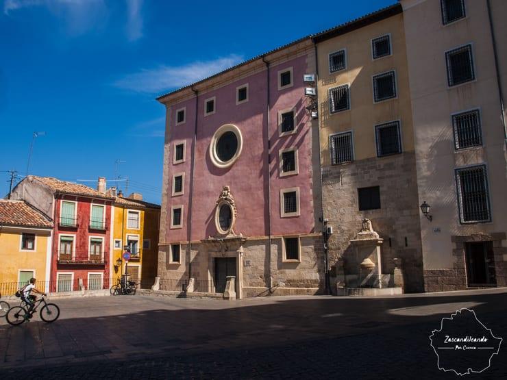 Convento de Las Petras en Cuenca