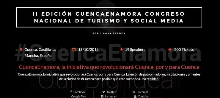 CuencaEnamora_Congreso_Turismo_Social_Media_Blog