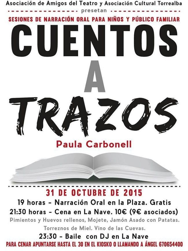 Cuentos a trazos de Paula Carbonell