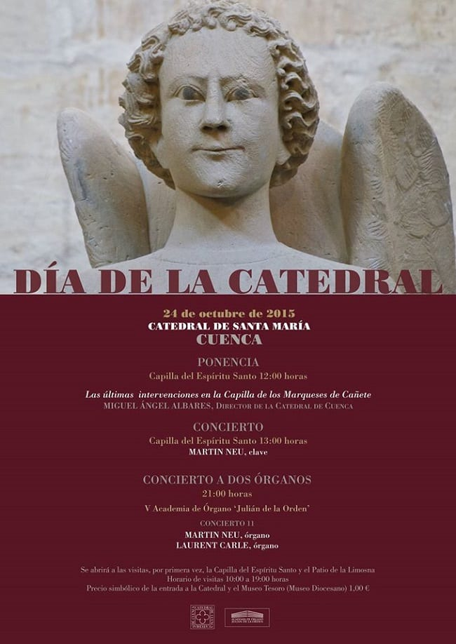 Día de la Catedral en Cuenca 2015