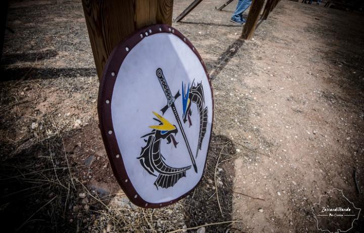 Escudo_torneo_internacional_combate_medieval_Belmonte_Cuenca