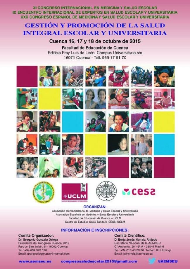 Congreso Internacional en Medicina y Salud Escolar en Cuenca