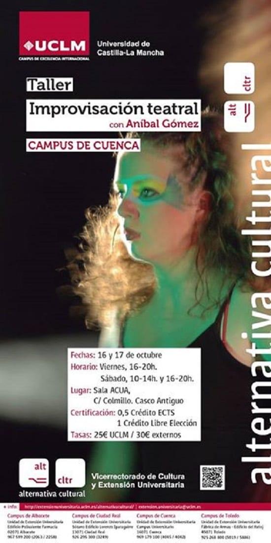 Taller de Improvisación Teatral UCLM