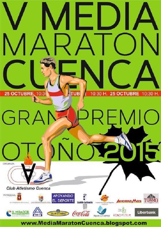 V Media Maraton en Cuenca 2015