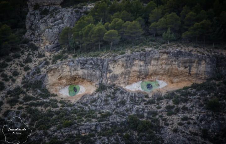 Ojos de la Mora en Cuenca