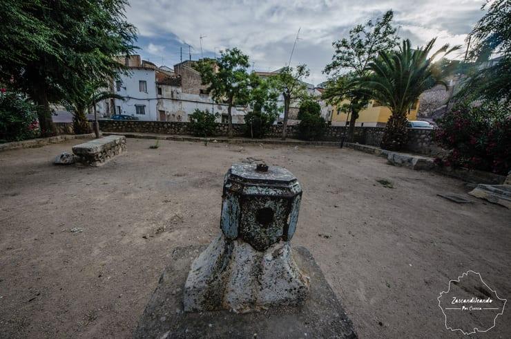 Alrededores de la Plaza del Caño