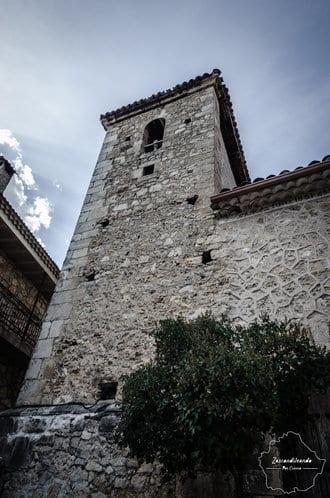 Iglesia de Nuestra Señora de Las Nieves, en Santa María del Val