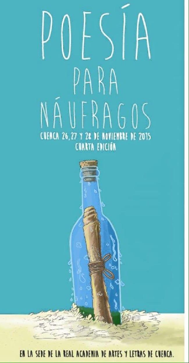 Poesía para naufragos, Cuenca