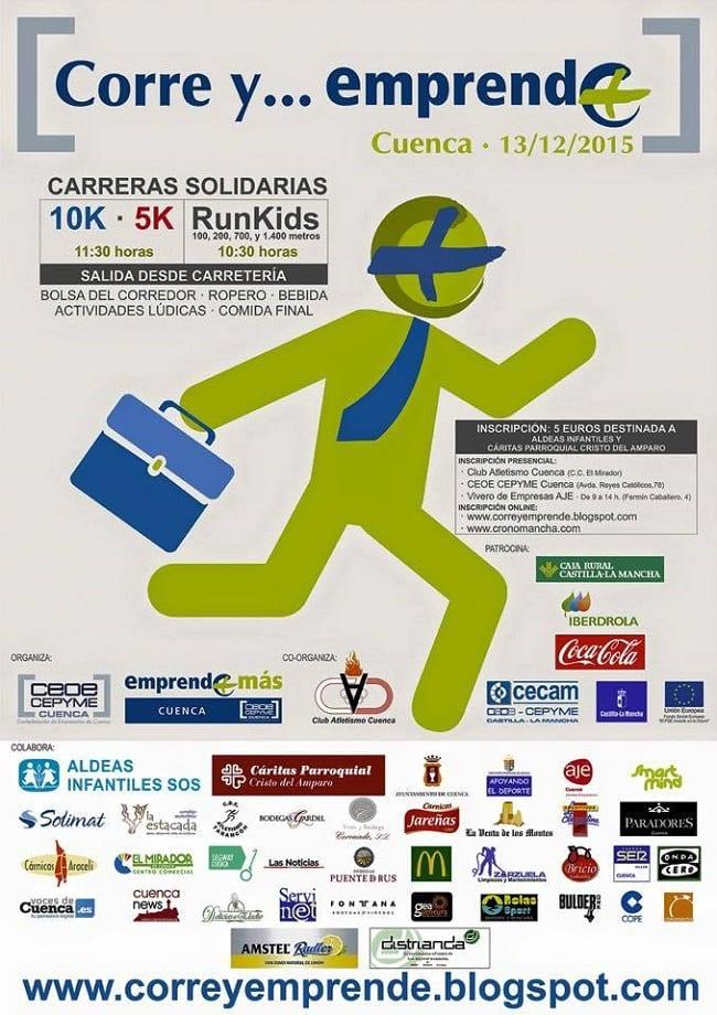 Corre y Emprende 2015 Cuenca