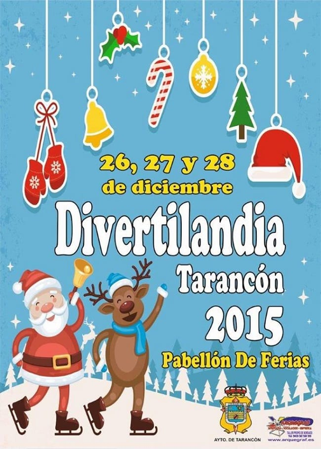 DIvertilandia 2015 en Tarancón