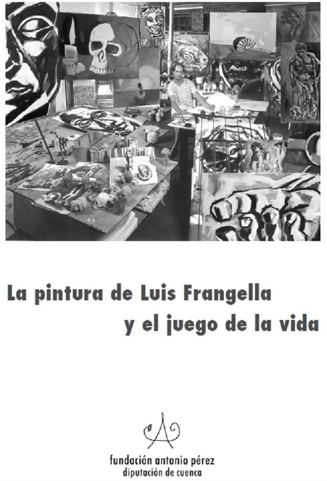 Exposición de Luis Frangella en la Fundación Antonio Pérez