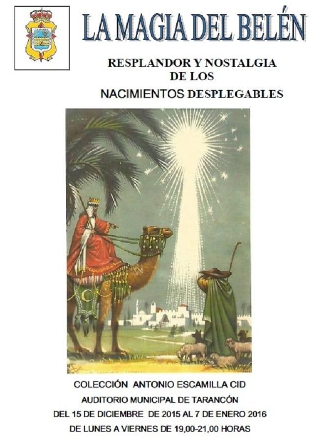 La Magia del Belé, en Tarancón