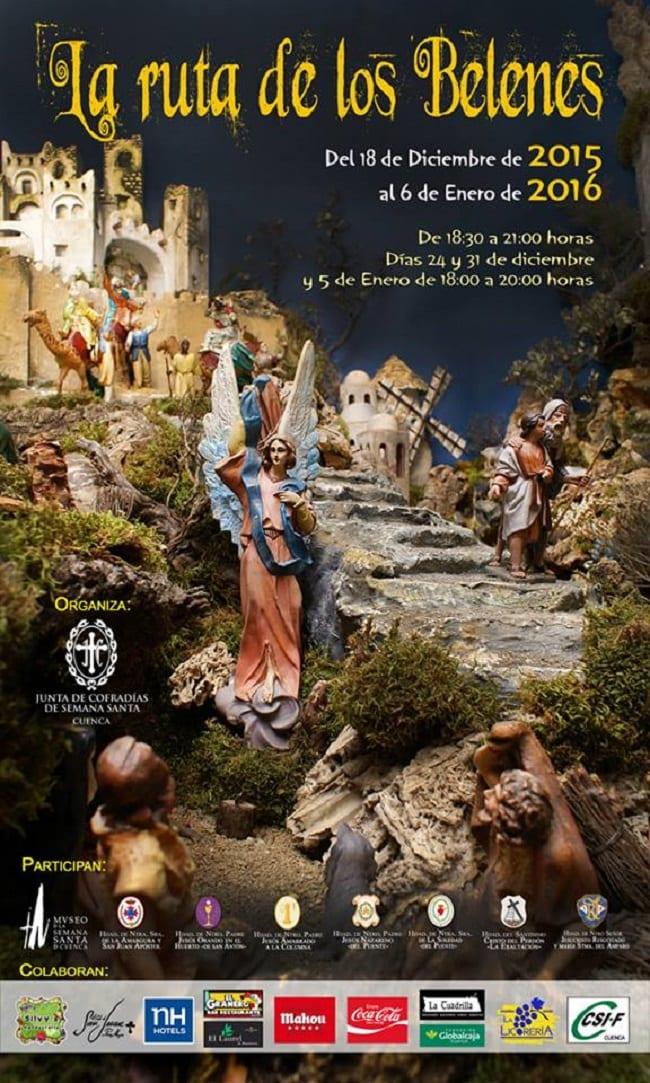 Ruta de los belenes en Cuenca