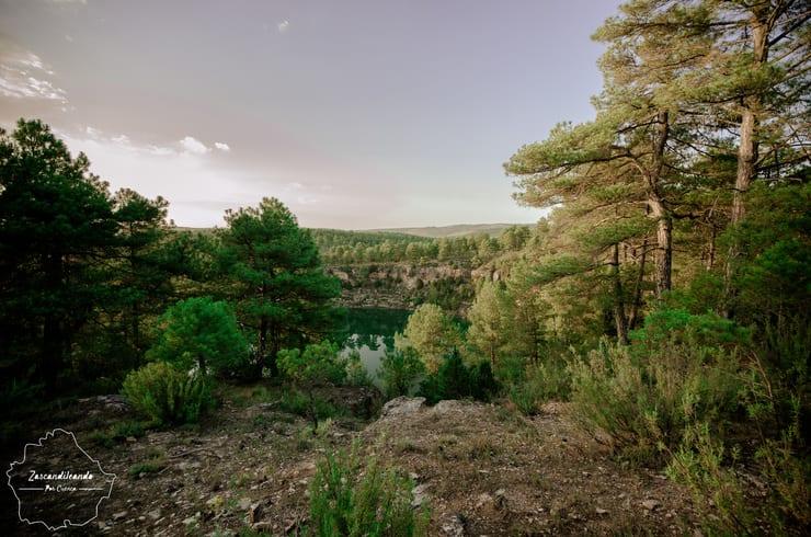 Lagunas de la Cañada del Hoyo