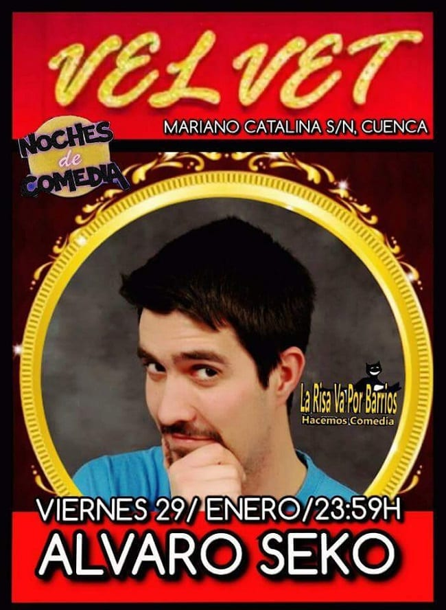 Noches_Comedia_Velvet_Alvaro_Seko
