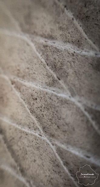 Oblea del alajú de Cuenca