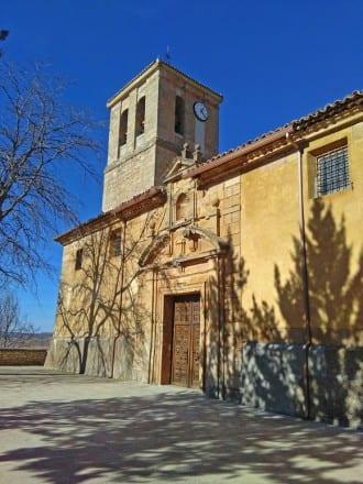 Iglesia parroquial de la Asunción, Villar de Domingo García
