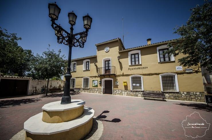 Ayuntamiento de Castillejo del Romeral